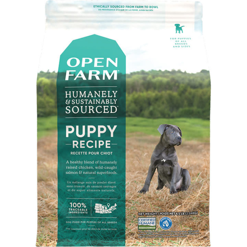 Open Farm Open Farm Puppy 4.5#
