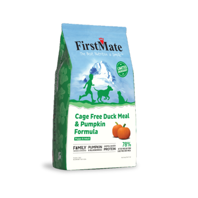 First Mate First Mate Limited Ingredient Dog Food, 5-25lbs