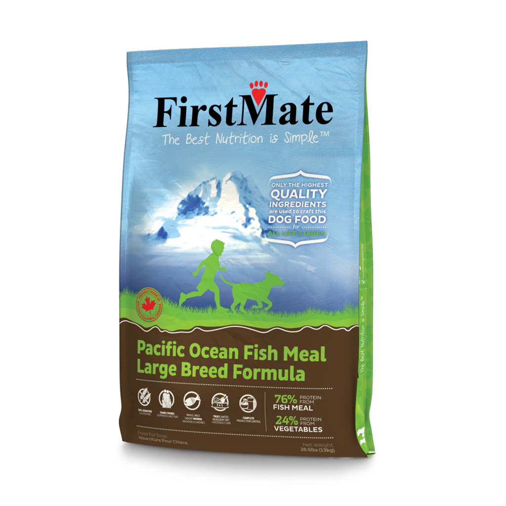 First Mate First Mate Grain Free Dog Food, 5-25lbs (Multiple Flavors)