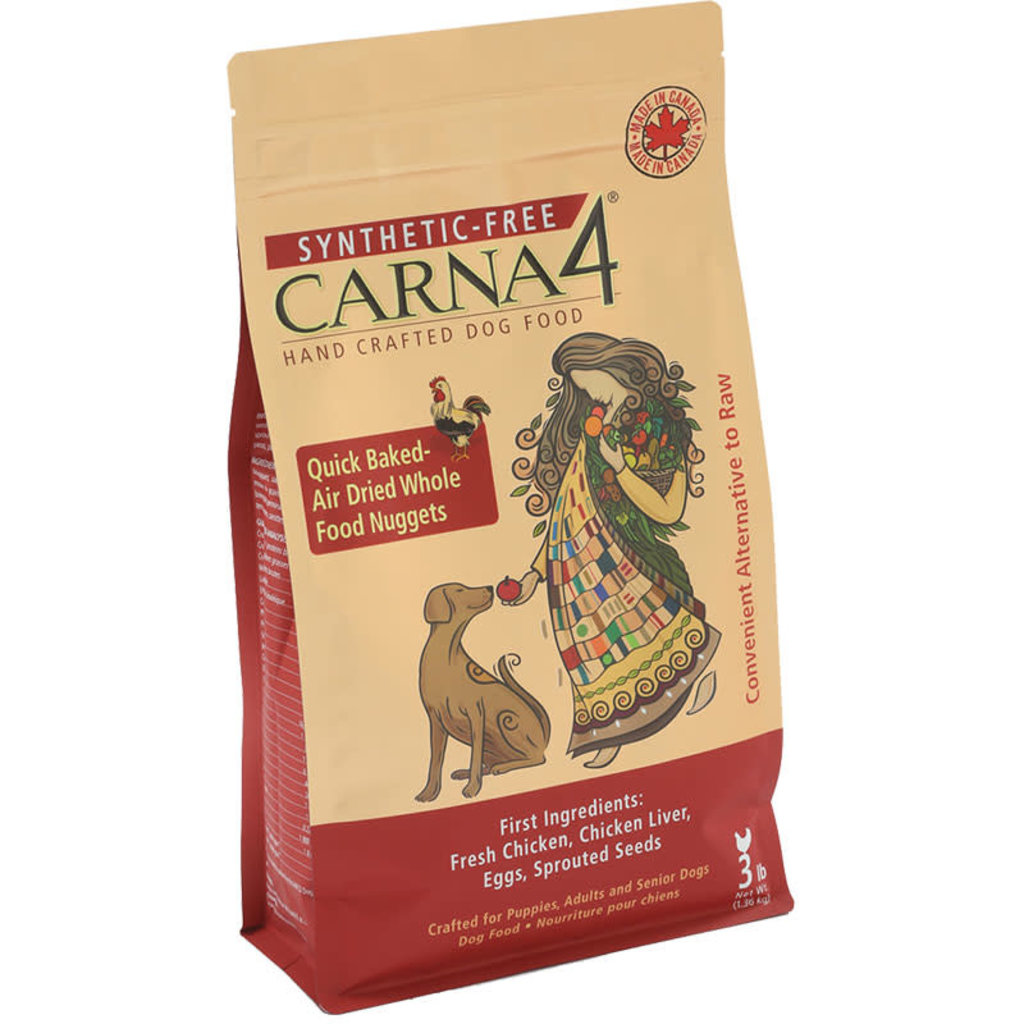 Carna4 Carna4 Dog Food Chicken 22#