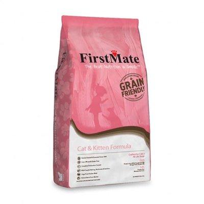 First Mate First Mate Grain Friendly Cat & Kitten Formula Cat Food 5 Lbs