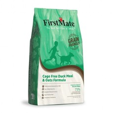 First Mate First Mate Grain Friendly Duck and Oats Formula Dry Dog Food 5lb