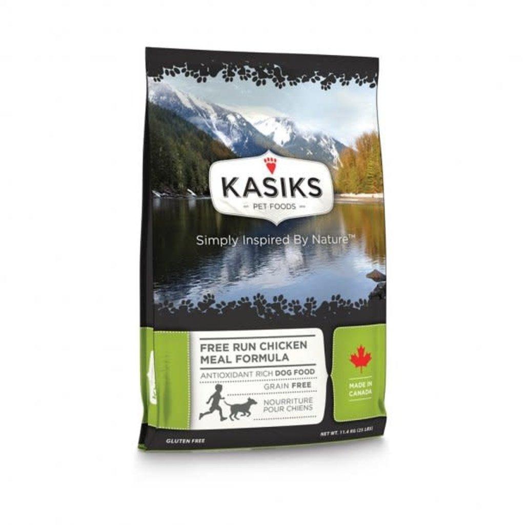 First Mate First Mate Kasiks Free Run Grain Free Chicken Meal Formula Dog Food 25 Lbs