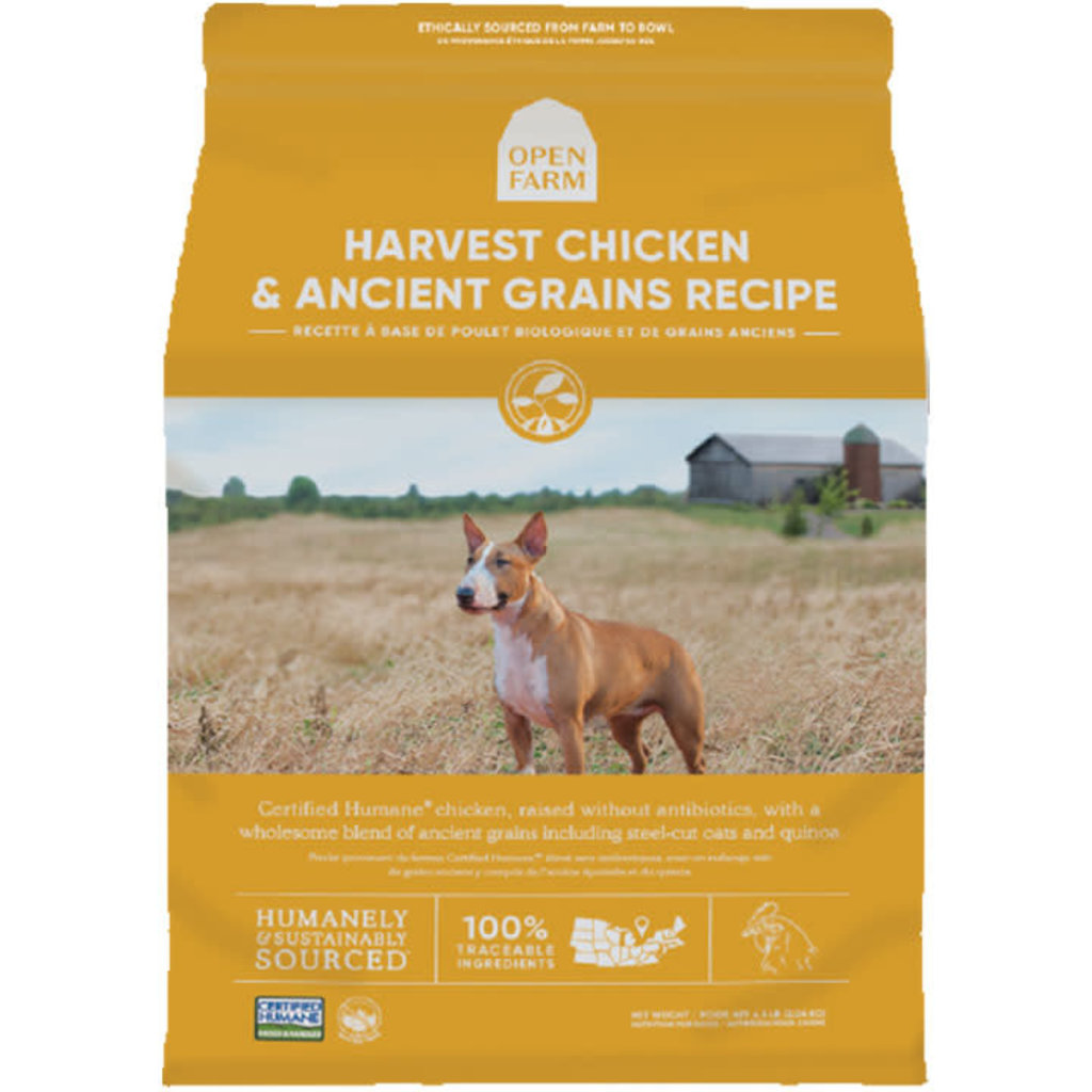 Open Farm Open Farm Ancient Grains Harvest Chicken 4lbs
