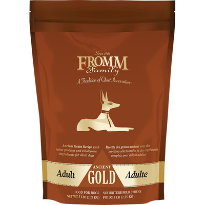 Fromm Fromm Dog Gold Ancient 5lbs
