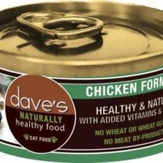 Dave's Pet Food Dave's Cat Turkey Giblets Dinner 5.5oz