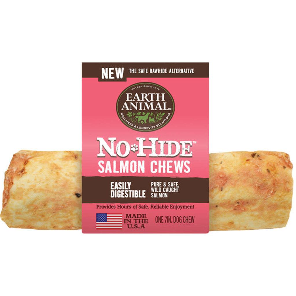 Earth Animal No Hide Salmon 7 inches