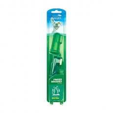 Fresh Breath by TropiClean Finger Brushes 2 pack