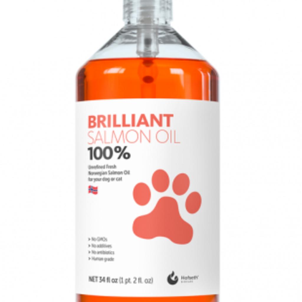 Brilliant Salmon Oil 1000 ml