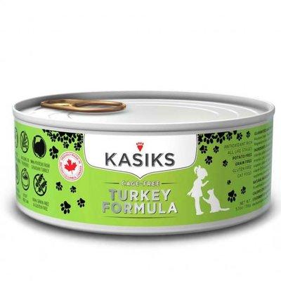 First Mate First Mate Kasiks Cage Free Turkey Formula Cat Food 5.5oz