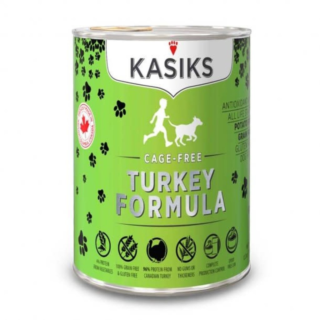 First Mate First Mate Kasiks Cage Free Turkey Formula Dog Food 12.2oz