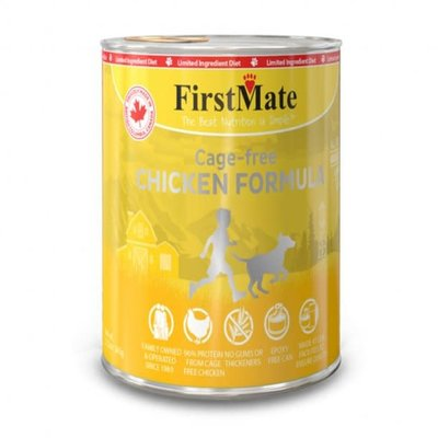 First Mate First Mate Limited Ingredient Cage Free Chicken Formula Dog Food 12.2oz