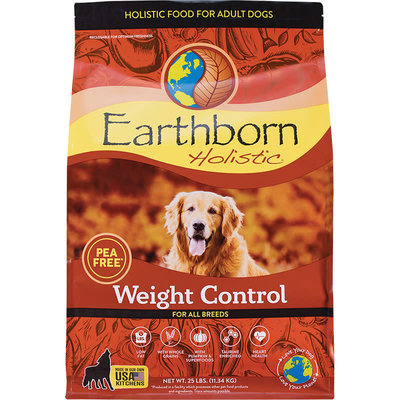 Earthborn Earthborn Dog Weight Control 25lbs