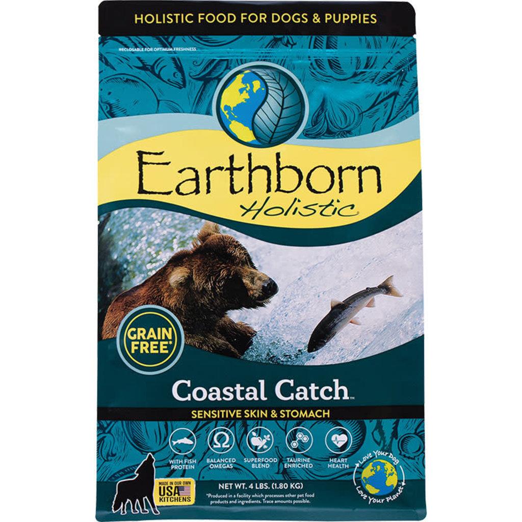 Earthborn Earthborn EB Holistic Coastal Catch 4#