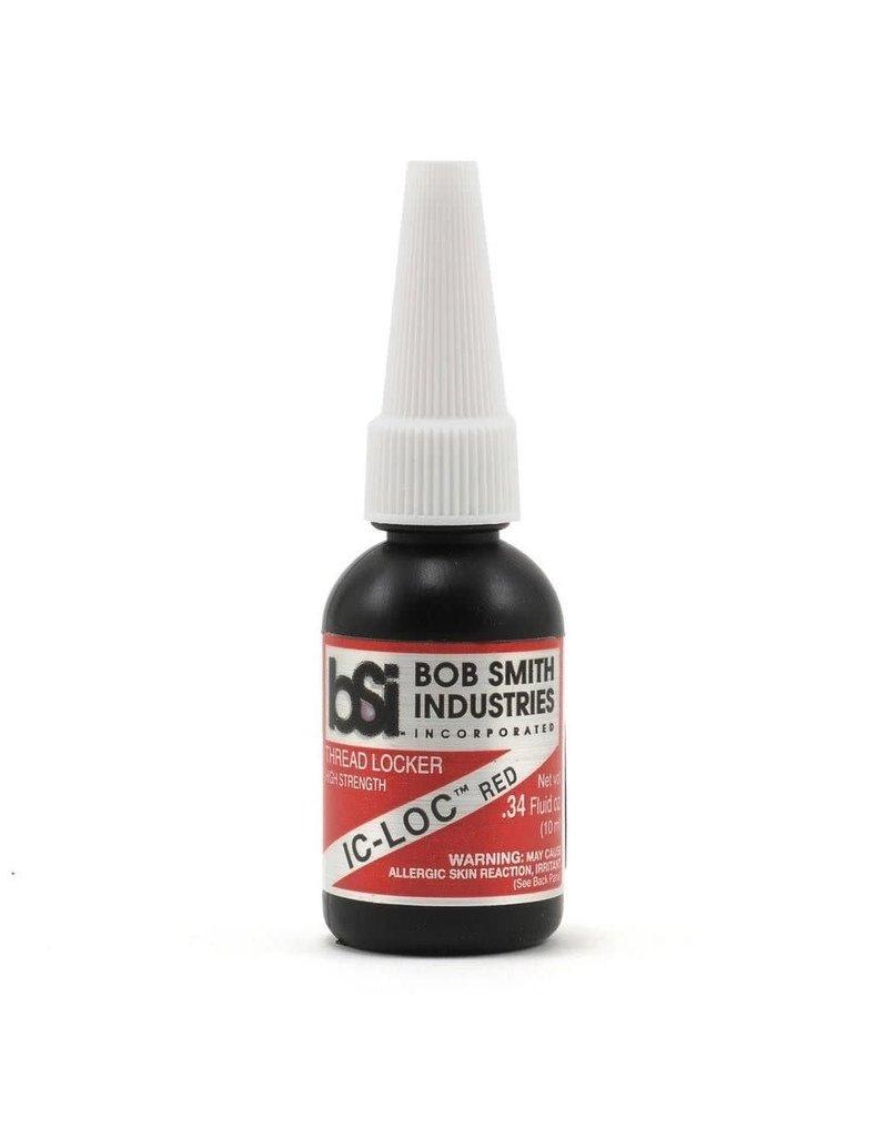 Bob Smith Industries IC-Loc Red Permanant Strength 10ml