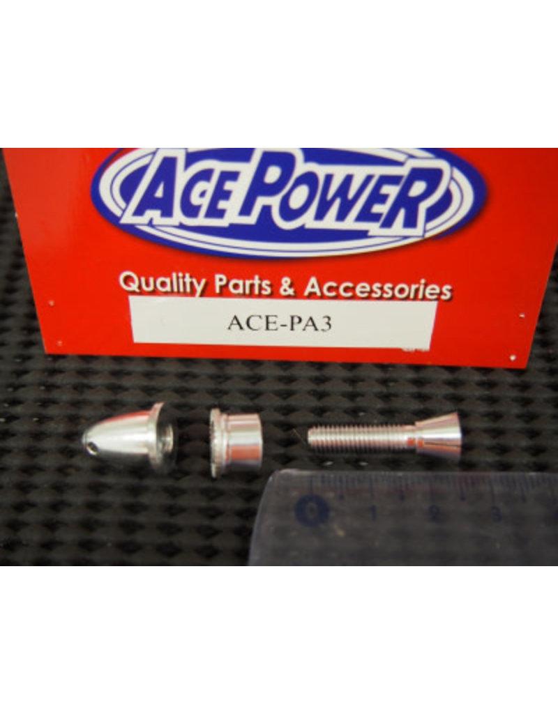Ace Power ACE POWER Prop Adapter 3mm