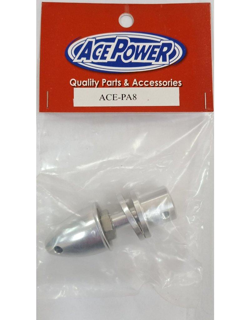 Ace Power Prop Adapter 8mm