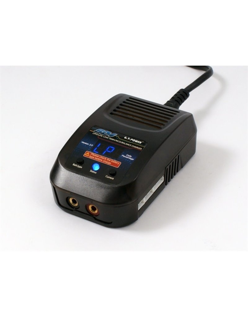 GT Power AC Charger Lipo/LiFe/LiHV/NiMH/NiCd