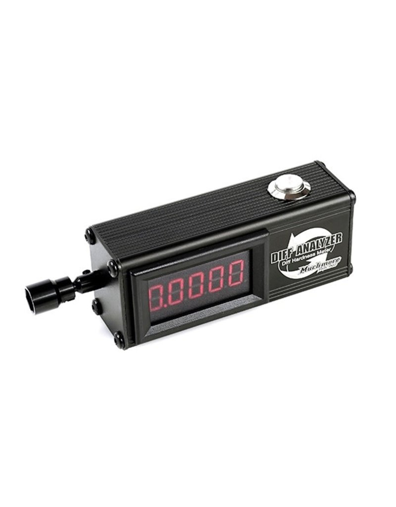 Muchmore Racing Muchmore Diff Analyzer Meter