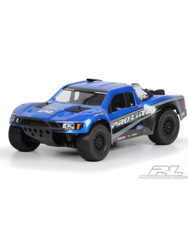 Proline Proline Flo-Tek Ford F-150 Raptor SVT Clear Body SCT