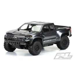 Proline Proline Chevy Silverado Z71 Trail Boss Clear Body SCT