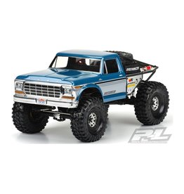 Proline Proline 1979 Ford F150 Clear Body for Ascender