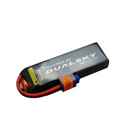 Dualsky Dualsky 1800mah 4S HED Lipo Battery, 50C