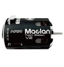 Maclan Racing Maclan Racing MRR Team Edition 13.5T V2 Sensored Competition Motor