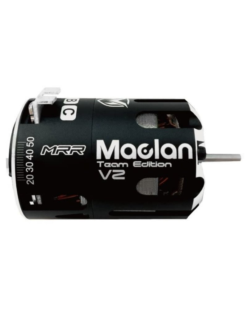 Maclan Racing Maclan Racing 13.5T Team Edition V2 Sensored Competition Motor 1