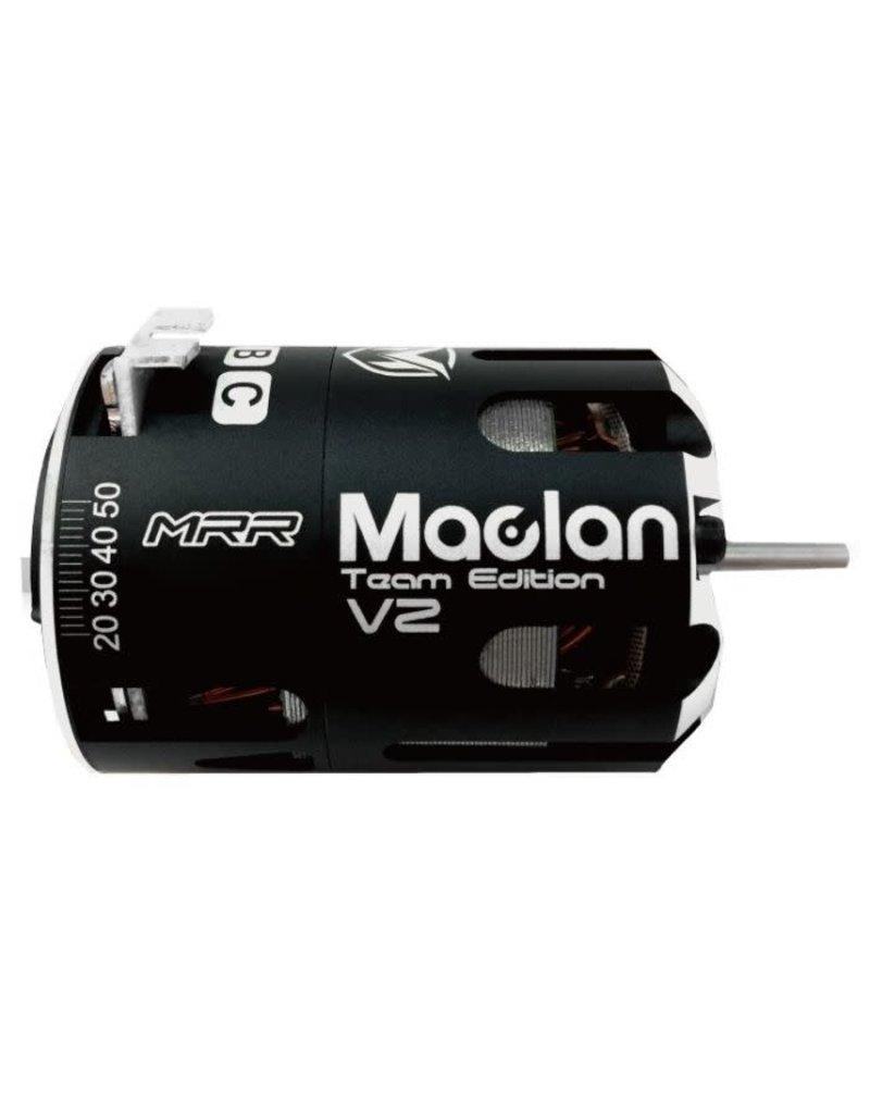 Maclan Racing Maclan Racing MRR Team Edition 21.5T V2 Sensored Competition Motor