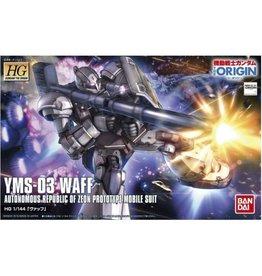 Bandai 1/144 HG YMS-03 Waff
