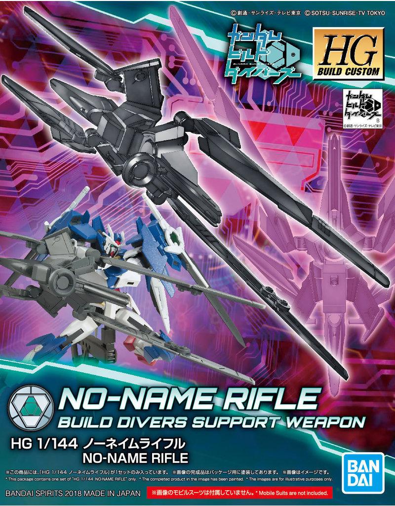 Bandai Bandai 5055312 1/144 HG No-Name Rifle