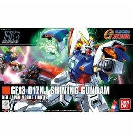 Bandai 1/144 HGFC Shining Gundam