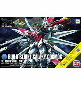 Bandai HGBF 1/144 BUILD STRIKE GALAXY COSMOS