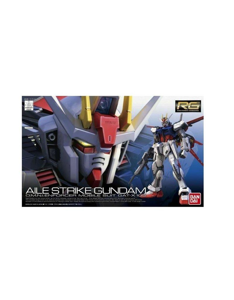 Bandai Bandai 0169492 1/144 RG Aile Strike Gundam