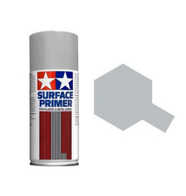 Tamiya Tamiya Light Grey Fine Surface Primer Large 180ml