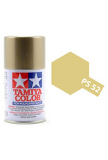 Tamiya PS-52 Champagne Gold Anodised Aluminium Polycarbanate Spray Paint 100ml