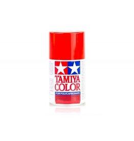 Tamiya PS-34 Bright Red Polycarbanate Spray Paint 100ml