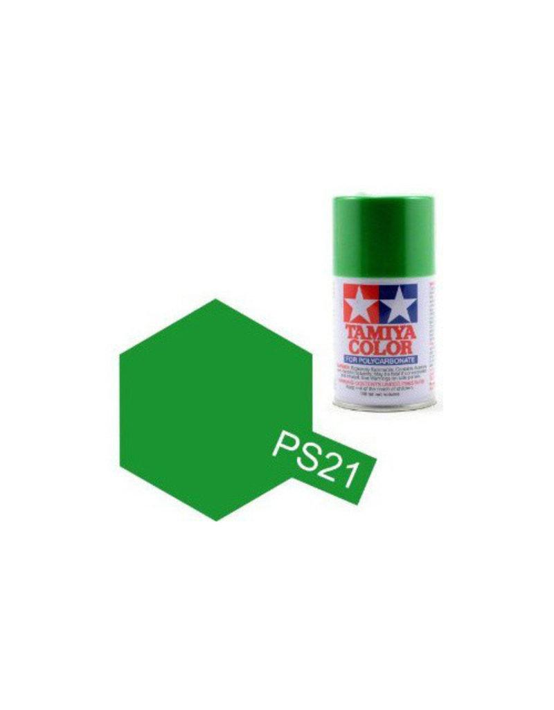 Tamiya PS-21 Park Green Polycarbanate Spray Paint 100ml