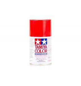 Tamiya PS-2 Red Polycarbanate Spray Paint 100ml