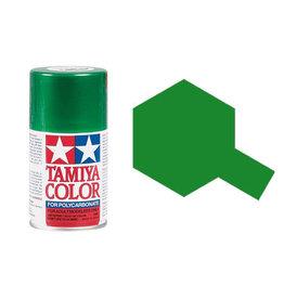 Tamiya PS-17 Metalic Green Polycarbanate Spray Paint 100ml