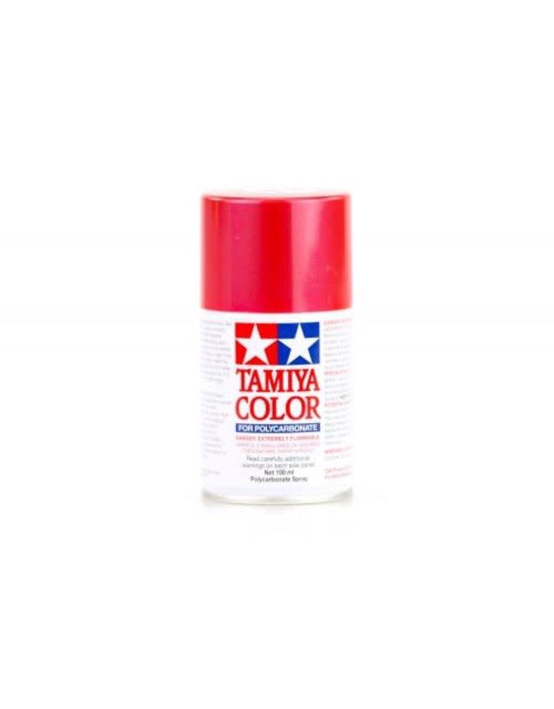 Tamiya PS-15 Metalic Red Polycarbanate Spray Paint 100ml