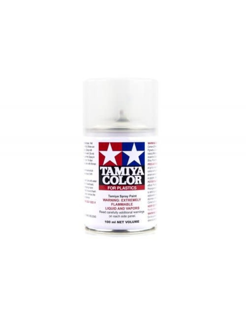 Tamiya TS-65 Pearl Clear Lacquer Spray Paint 100ml
