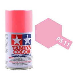 Tamiya PS-11 Pink Polycarbanate Spray Paint 100ml