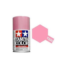 Tamiya TS-25 Pink Lacquer Spray Paint 100ml