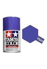 Tamiya TS-24 Purple Lacquer Spray Paint 100ml