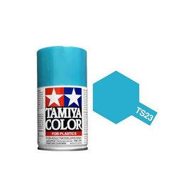 Tamiya TS-23 Light Blue Lacquer Spray Paint 100ml