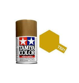 Tamiya TS-21 Gold Lacquer Spray Paint 100ml