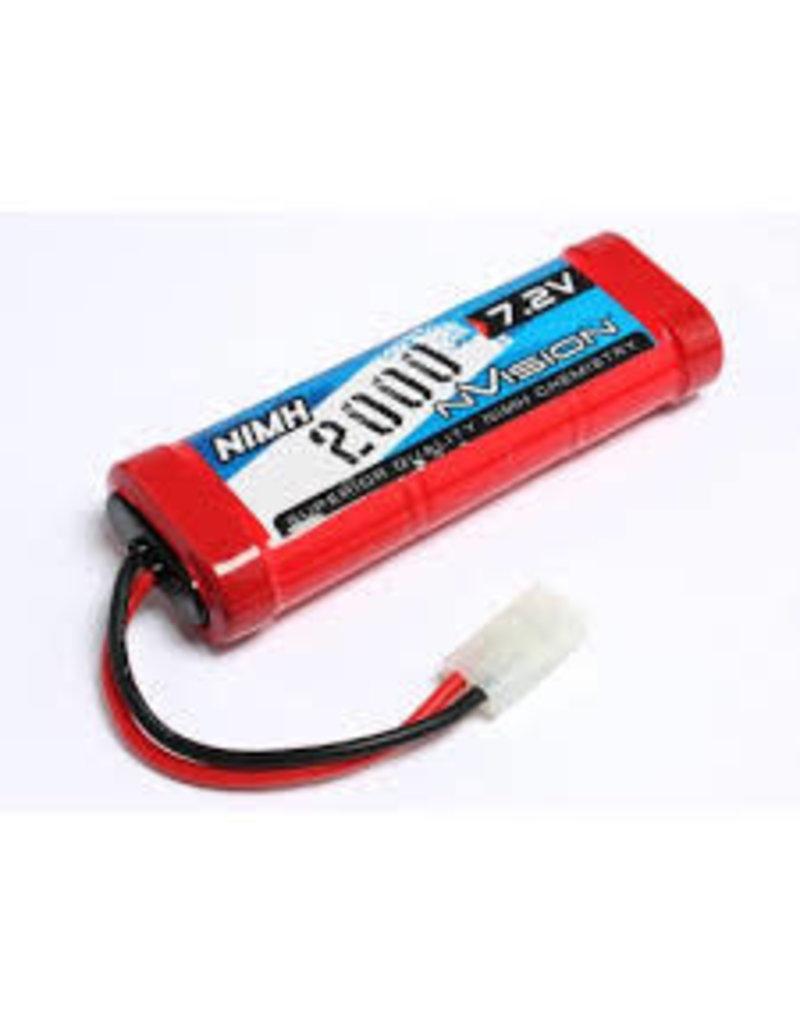 nVision nVision 7.2v 2000Mah NiMH Battery