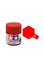 Tamiya Tamiya X-7 Red Gloss Acrylic Paint 10ml